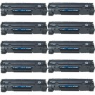 HP 78A (CE278A) 10-pack Black Toner Cartridges