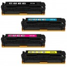 HP HP 131A / 131X 4-pack High Yield Laser Toner Cartridges