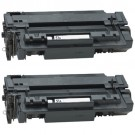 HP 51A (Q7551A) 2-pack Black Toner Cartridges