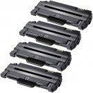 Samsung 105 MLT-D105L (4-pack) High Yield Black Toner Cartridges