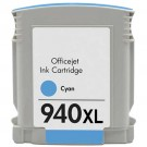 HP 940XL C4907AN High Yield Cyan Ink Cartridge