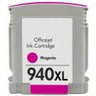 HP 940XL C4908AN High Yield Magenta Ink Cartridge