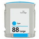 HP 88XL C9391AN High Yield Cyan Ink Cartridge