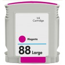 HP 88XL C9392AN High Yield Magenta Ink Cartridge