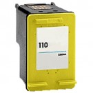 HP 110 CB304AN Tri-Color Ink Cartridge