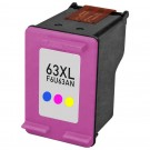 HP 63XL Ink Cartridge - High Yield Color