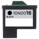 Lexmark 16 10N0016 Black Ink Cartridge