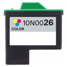 Lexmark 26 10N0026 Color Ink Cartridge