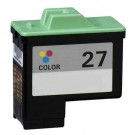 Lexmark 27 10N0227 Color Ink Cartridge