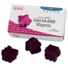 Xerox 108R00606 / Phaser 8400 OEM Magenta Solid Ink 3-pack Cartridge